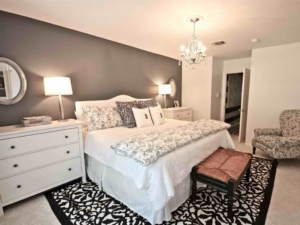 San Antonio Interior Bedroom Painting Contractor Company
